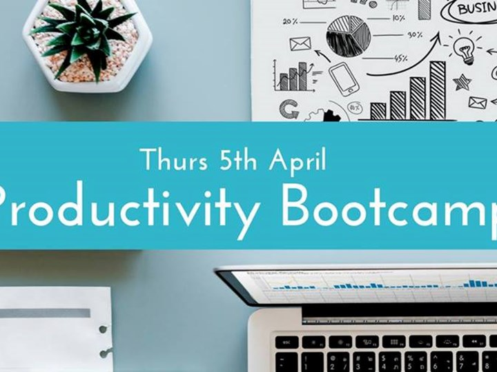 Productivity Bootcamp with Ella Bates - Efficiency Educator