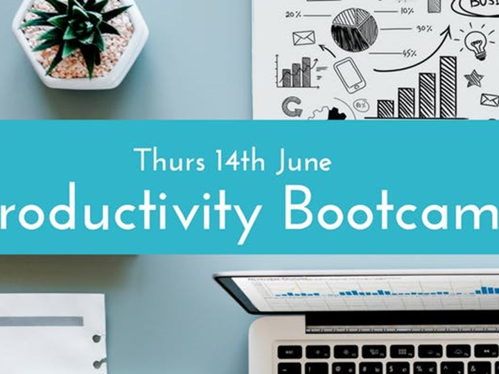 Productivity Bootcamp™ by Ella Bates - Efficiency Educator