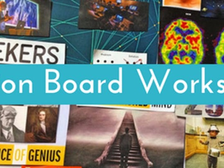 CANADA - LIVE Vision Board Workshop by Ella Bates - Efficiency Educator