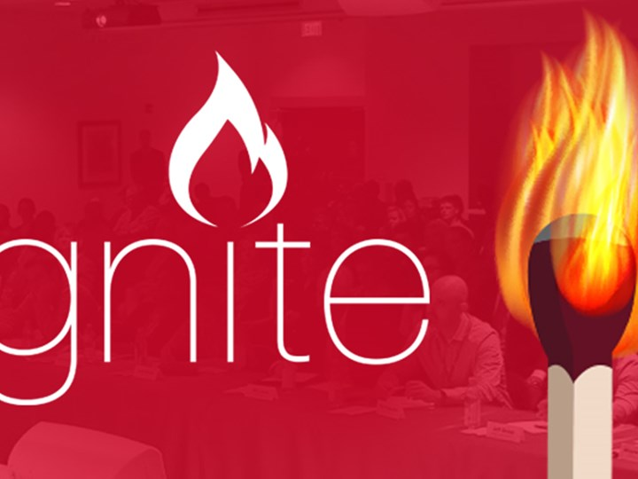 Spark Centre Ignite Pitch Competition - Registrations open August 27th